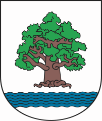 Herb Konstancina - Jeziorny