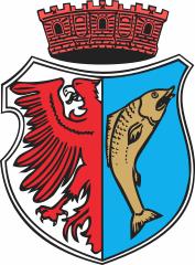Herb Kostrzyna nad Odrą