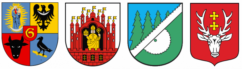 Herby miast od Aleksandrowa do Hrubieszowa